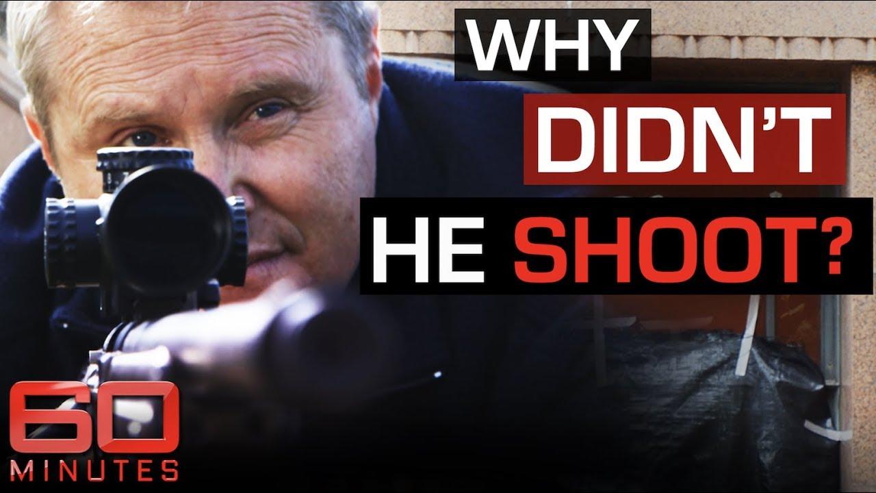 EXCLUSIVE: The sniper inside the Sydney Lindt Cafe siege | 60 Minutes Australia