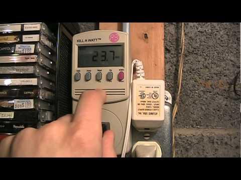 P3 Kill-A-Watt Electricity Usage Monitor review