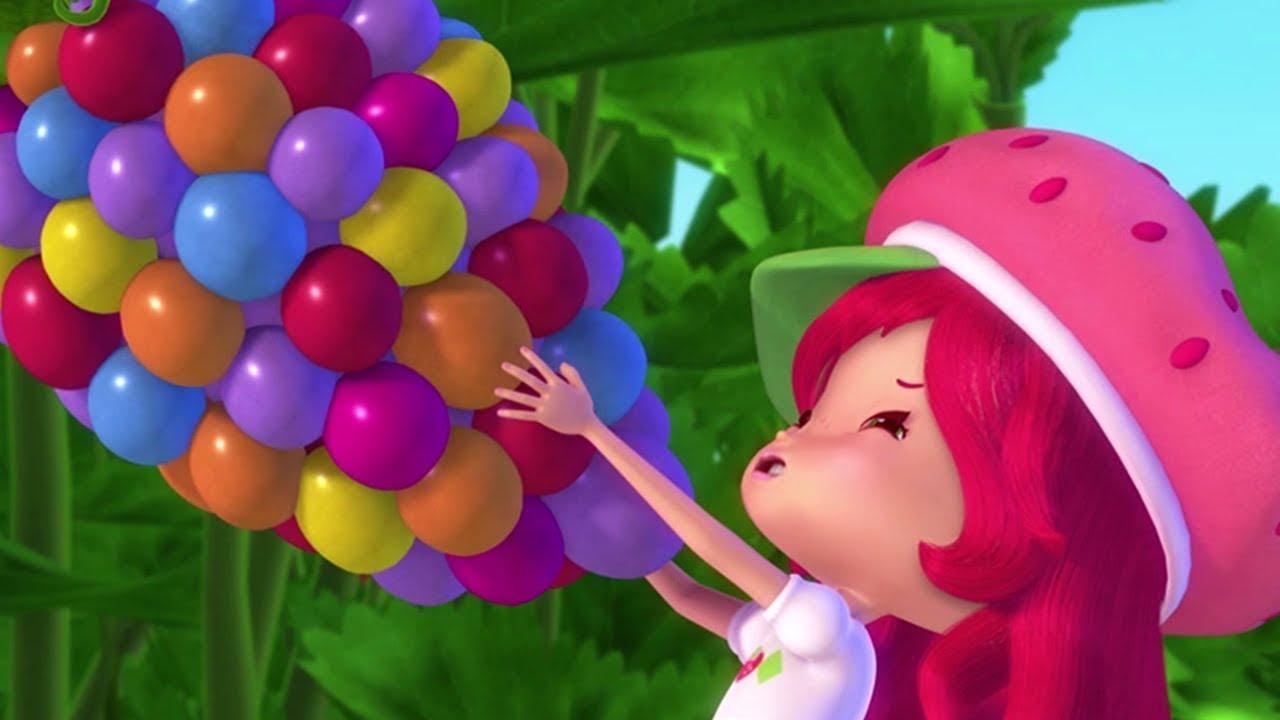 Strawberry Shortcake 🍓 Berry Big Harvest 🍓 1-Hour compilation 🍓 Berry Bitty Adventures