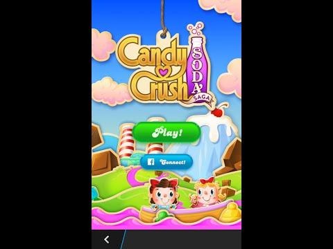 Play Candy Crush Soda Saga on BlackBerry Device