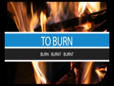 BURN & 60 RELATED WORDS