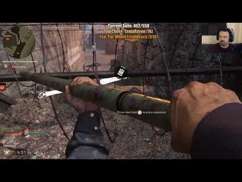 COD WW II MY BEST SESSION EVER! pt26