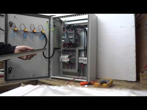 Three Phase Automatic Transfer Switch