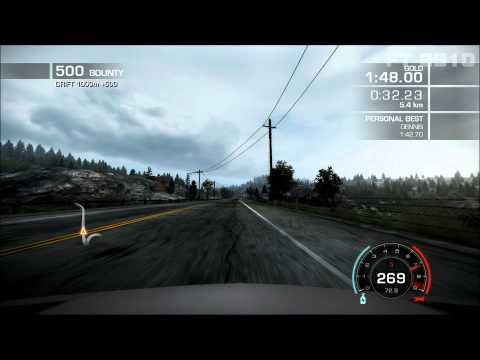Need for Speed Hot Pursuit 3 - Oakmont Valley: Ultimately Open
