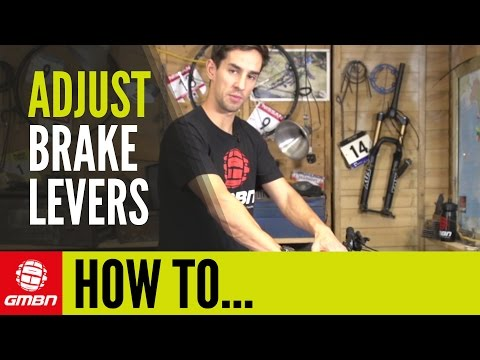 How To Set Up Your Brake Levers