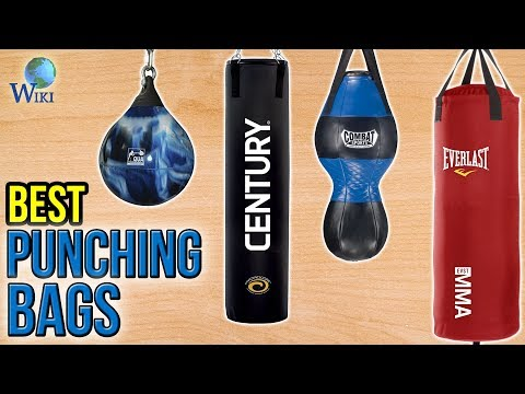 10 Best Punching Bags 2017