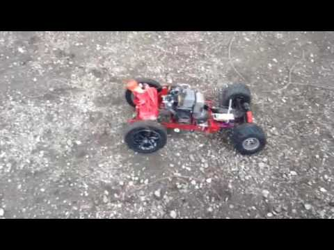 weed eater Rc car