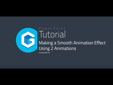 PowerPoint Tips3 - How To Apply Smooth Animation Effects