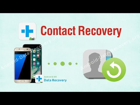 Contact Recovery - How to Retrieve Deleted Contacts