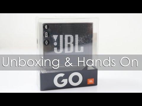 JBL GO Bluetooth Budget Speaker Unboxing & Impressions