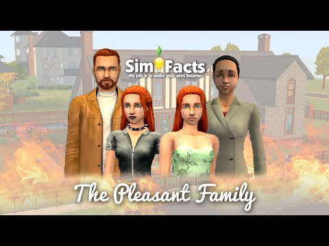 SimFacts: The Mystery of Pleasant Family (The Sims 2)