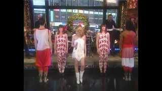 Kylie Minogue - Can't Get You Out Of My Head (GMA 2002)