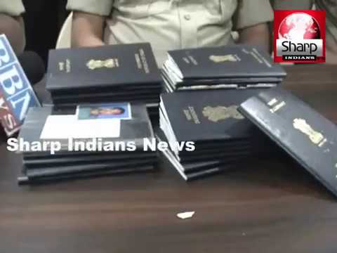Fake Travel Agents Arrested By Dabeerpura police || Seized 27 Passports || Hyderabad 2018.