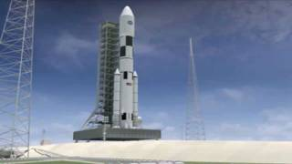 Comparison: The mighty Saturn V rocket and the new SLS rocket