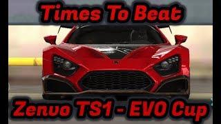 CSR2 1 16 2 - Zenvo TS1 GT - Me vs Regal Part 2
