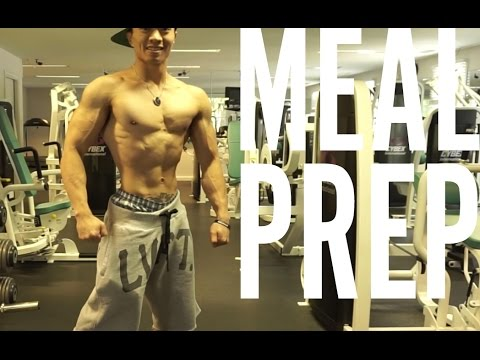 8 Weeks Out: Shredding Diet | Meal by meal | how to get shredded