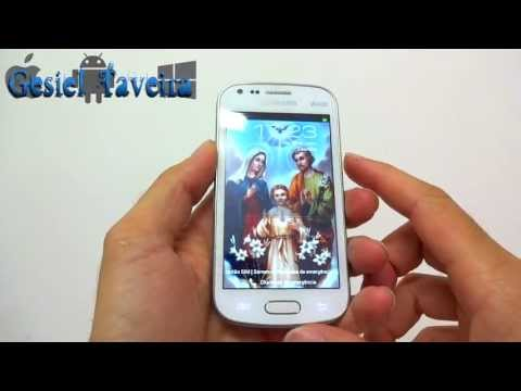 Como Formatar Samsung Galaxy S Duos S7562 || Hard Reset, Desbloquear. G-Tech