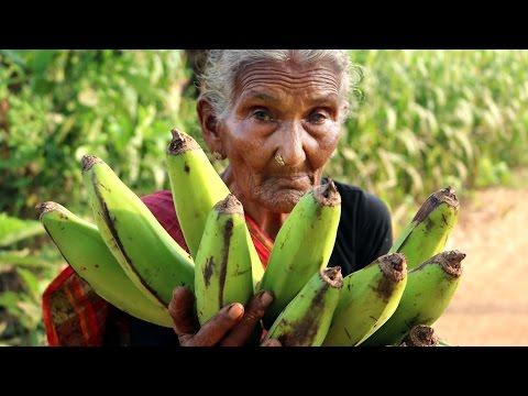 Delicious Banana Recipe |  Banana Fry By Our Granny Mastanamma
