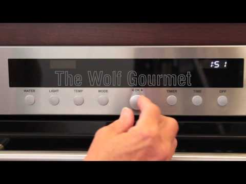 Efficient, Space Saving, Multipurpose Appliance, The Wolf Gourmet