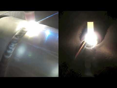 TIG Welding 6061 t6 Aluminum with 4643 Rod
