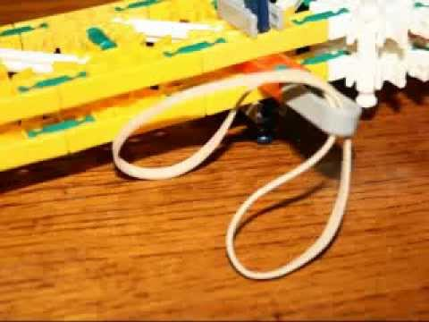 How to make an awesome knex pistol