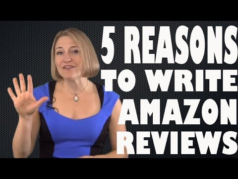 Review Books on Amazon & Get Free Stuff