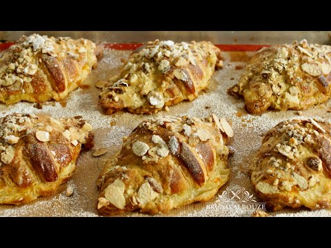 Almond Croissant – Bruno Albouze – THE REAL DEAL