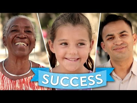 What's Your Definition of Success? | The Success Series