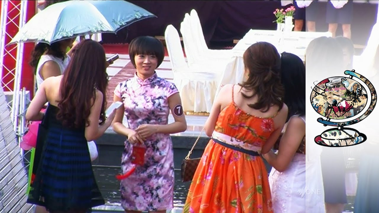 China's Female Millionaires are in a Matchmaking Frenzy