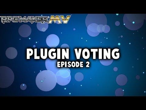 Some Random (SUPER) Plugin Poll #2 ~ RPG Maker MV Voting