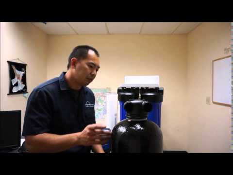 Difference between Big Blue Water Filters and Fiberglass Tank Filters