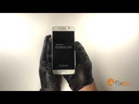 Samsung Galaxy S6 Dock Port, Headphone Jack and Home Button Repair - Fixez.com