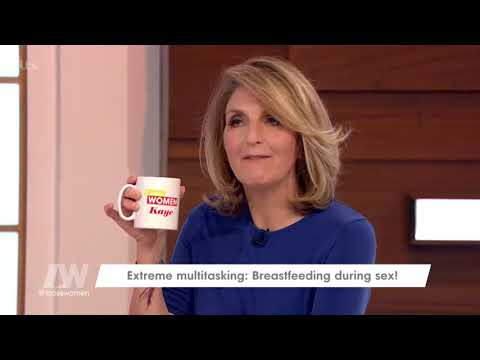 Breastfeeding During Sex!? | Loose Women