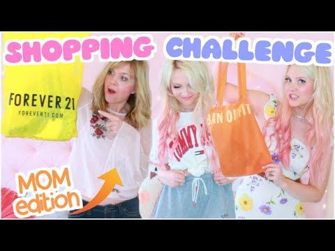 Mom Buys My Outfits Challenge 2018!