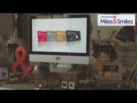 Turkish Airlines Reklamı - Miles & Smiles