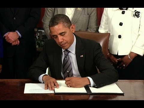 President Obama Signs Order to Cut Waste and Promote Efficiency