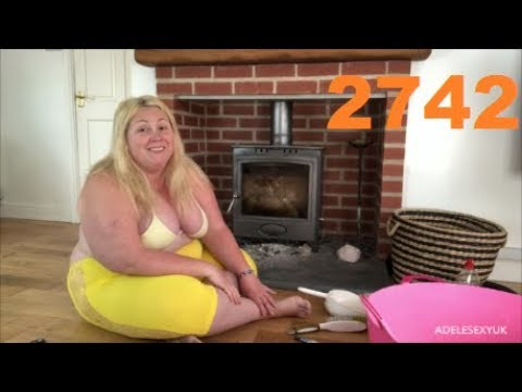 Xxx Mp4 ADELESEXYUK DOING HER LAST FIRE CLEAN OF THE SEASON 3gp Sex