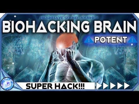 INCREASE BRAIN POWER 100% POTENTIAL: W Subliminal Frequencies Binaural Beats | Awakening Brain Music