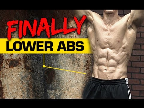 KEY Lower Ab Workout Tip - LOWER ABS (At Last!)