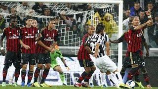 Juventus - Milan 3-2 (06.10.2013) 7a Andata, Serie A (Ampia Sintesi).
