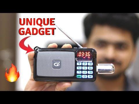 Amkette Pocket Portable Multimedia Speaker Unboxing & Review | Tech Unboxing