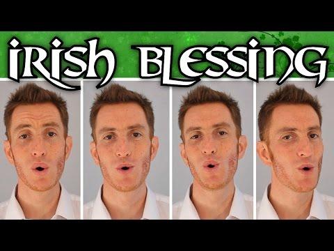 Irish Blessing - A Cappella Barbershop Quartet - Julien Neel