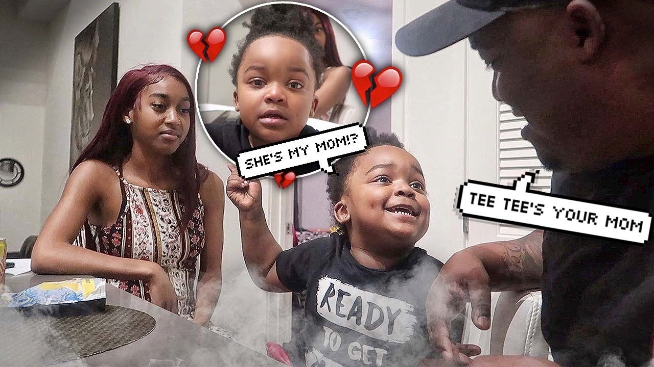 I Told WooWop TeeTee Is His Real Mom & I Am Really His Uncle   CRAZY REACTION