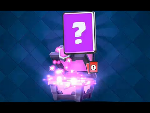 Royale Arena Deck for level 6 and Magical Chest!! - Clash Royale