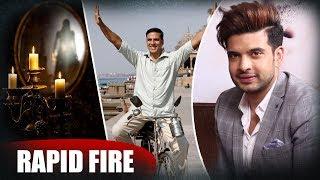 Karan Kundrra's AMAZING Rapid Fire On Horror Films, Pad Man, Zareen Khan And Lot More…
