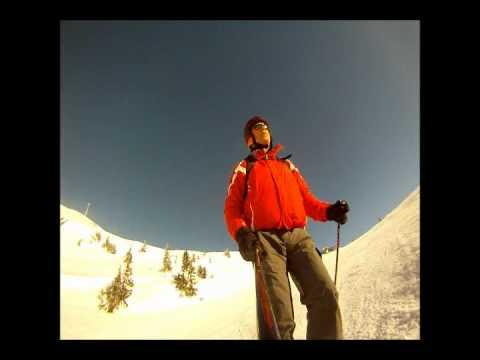 Ski St Anton, Lech, Zurs Jan 2012