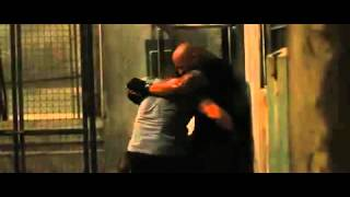 Fast Five (Dom vs Hobbs) Full Fight