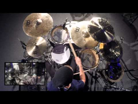 Luke Holland - Animals as Leaders - The Woven Web Drum Cover