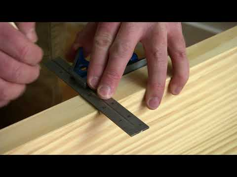 How to Transfer Hinge Locations to a Replacement Door