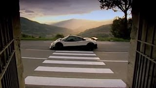 Only 5 in the world! The Zonda Cinque - DIY Top Gear - Top Gear Uncovered
